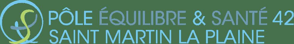 Pôle Equilibre&Santé de Saint Martin la Plaine Logo